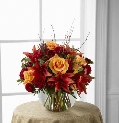 Autumn Beauty Bouquet Long Island Flower Delivery