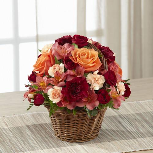 Autumn Treasures Bouquet Florist Long Island NY