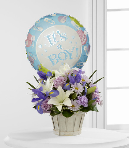 Boys Are Best! Bouquet Long Island Florist