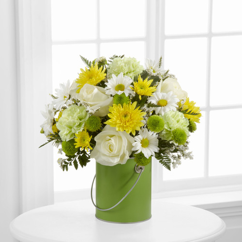 Color Your Day With Joy Bouquet Long Island Florist