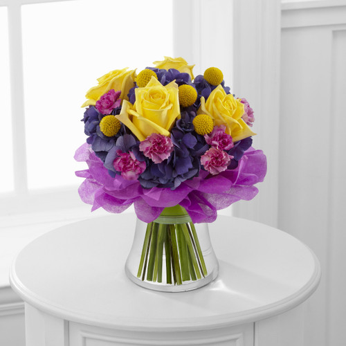 Colors Abound Bouquet Florist Long Island NY