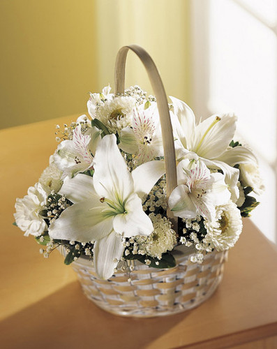 Divinity Basket Long Island Flower Delivery