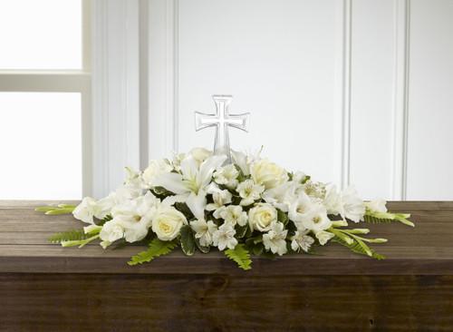 Eternal Light Bouquet Flowers Long Island