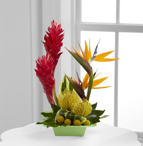 Exotica Arrangement Long Island Flower Delivery