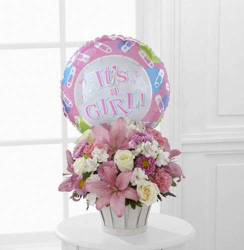 Girls Are Great! Bouquet Florist Long Island NY