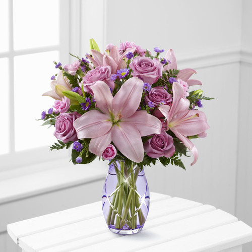 Graceful Wonder Bouquet by Better Homes and Gardens Flowers Long Island