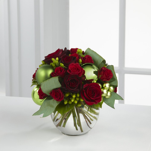Holiday Bliss Bouquet Florist Long Island NY