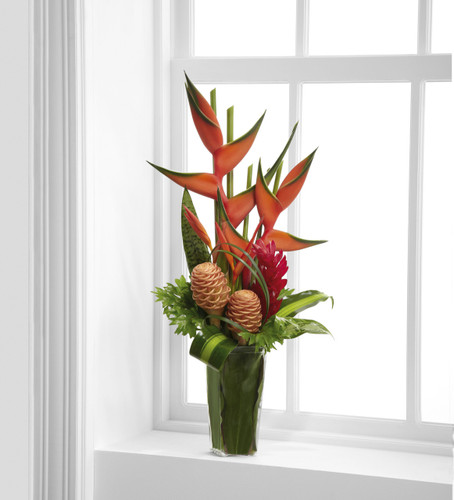 Island Breeze Arrangement Long Island Flower Delivery