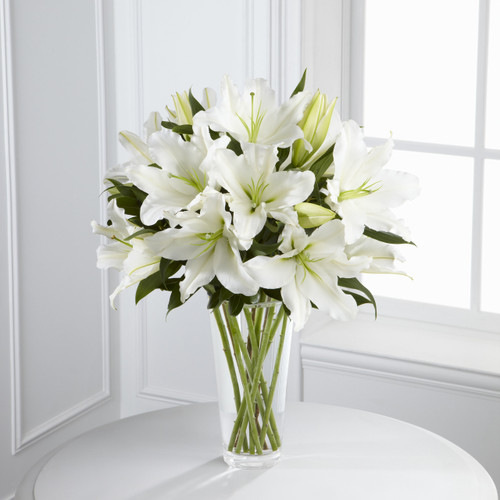 Light In Your Honor Bouquet Flowers Long Island