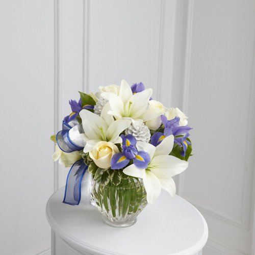 Miracles Light Hanukkah Bouquet Flowers Long Island
