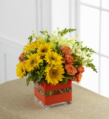 Perfect Sun Bouquet Flowers Long Island