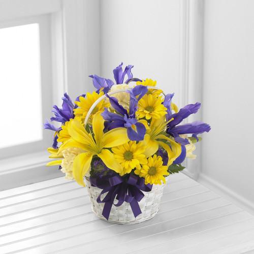 Spirit of Spring Basket Florist Long Island NY