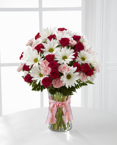 Sweet Surprises Bouquet Long Island Flower Delivery