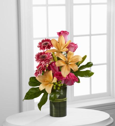 Sweetness & Light Arrangement Florist Long Island NY