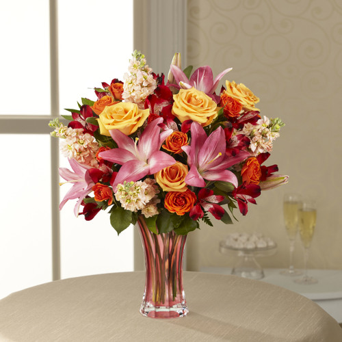 Touch of Spring Bouquet Long Island Flower Delivery