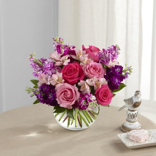 Tranquil Bouquet Flowers Long Island