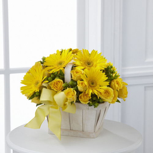 Uplifting Moments Basket Long Island Florist