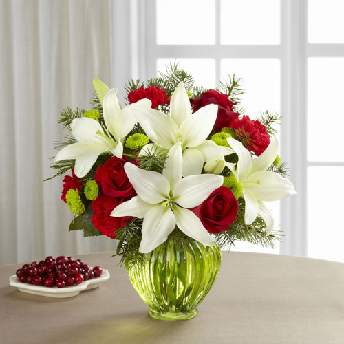 Winter Elegance Bouquet Long Island Florist