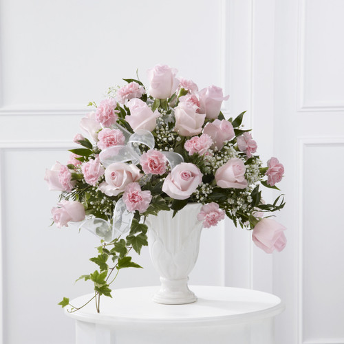 The Deepest Sympathy Arrangement Flowers Long Island