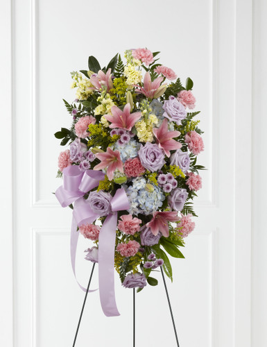The Blessings of the Earth Easel Long Island Florist