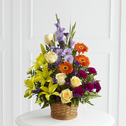 The Forever Dear Arrangement Flowers Long Island