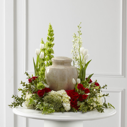 The Tears of Comfort Arrangement Long Island Florist