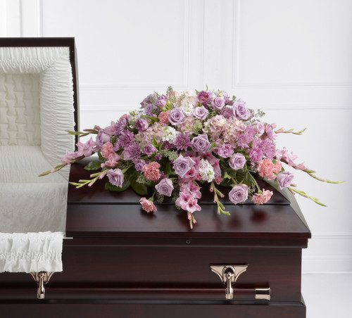 The Immorata Casket Spray Flowers Long Island