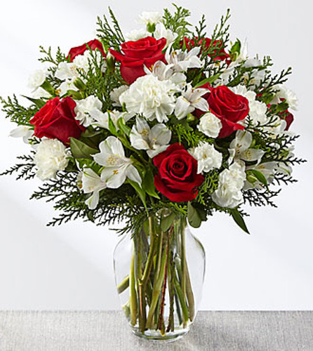 FTD Winter Walk Bouquet Flowers Long Island