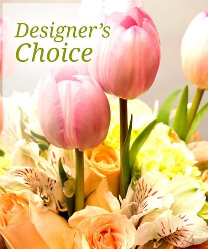 Designer's Choice Everyday Bouquet Flowers Long Island