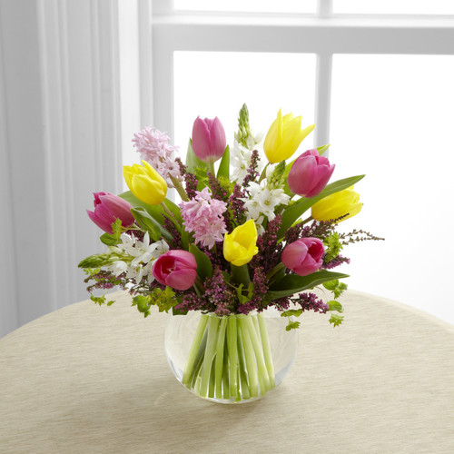 Bountiful Beauty Bouquet Flowers Long Island