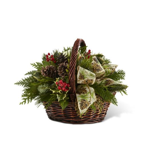 Christmas Coziness Bouquet Florist Long Island NY