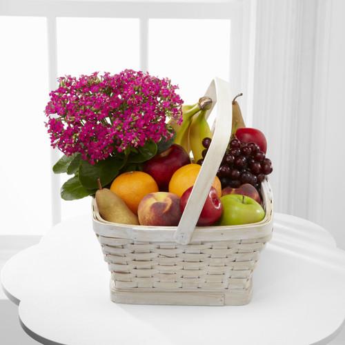Gardens Paradise Basket Long Island Florist