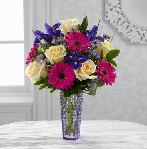 Hello Happiness Bouquet by Better Homes and Gardens Flowers Long Island