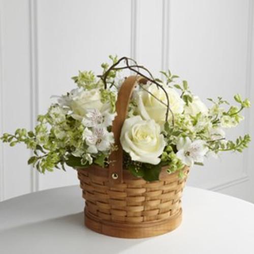 Peaceful Garden Basket Florist Long Island NY