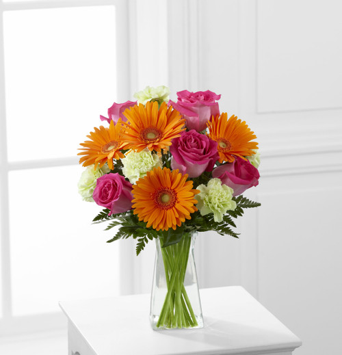 Pure Bliss Bouquet Long Island Flower Delivery