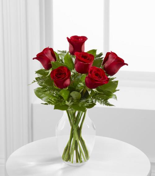 Simply Enchanting Rose Bouquet Florist Long Island NY