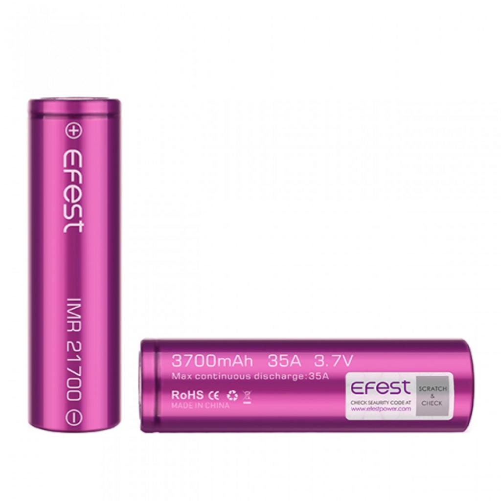 efest 21700 Battery 3700MAH