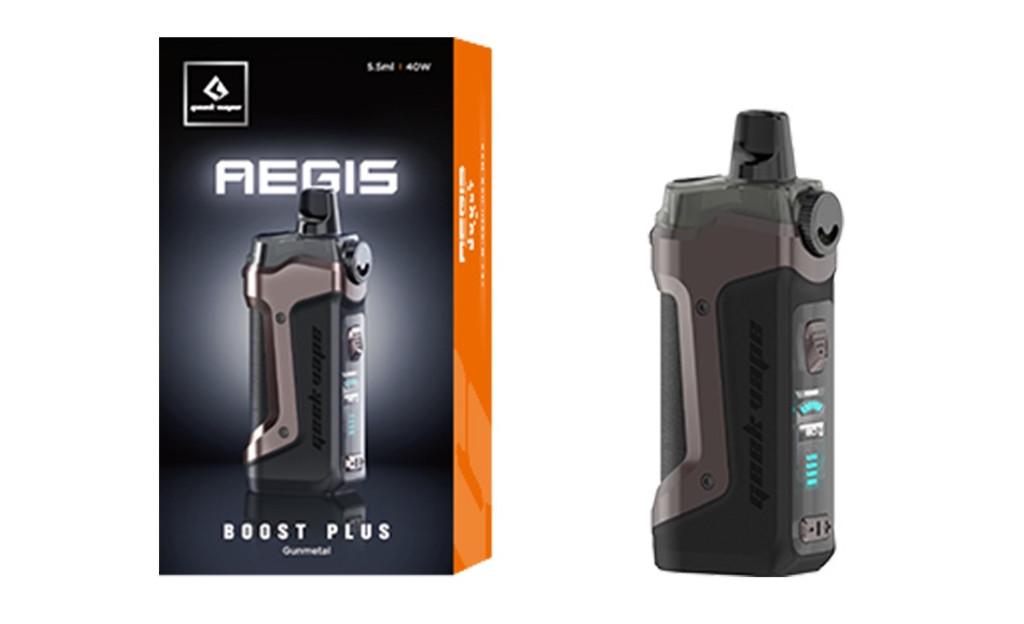 Geekvape Aegis Boost Plus 40W 18650 Pod Kit