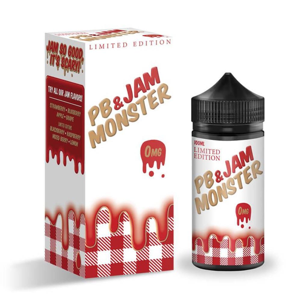 Jam Monster's Peanut Butter and Jam