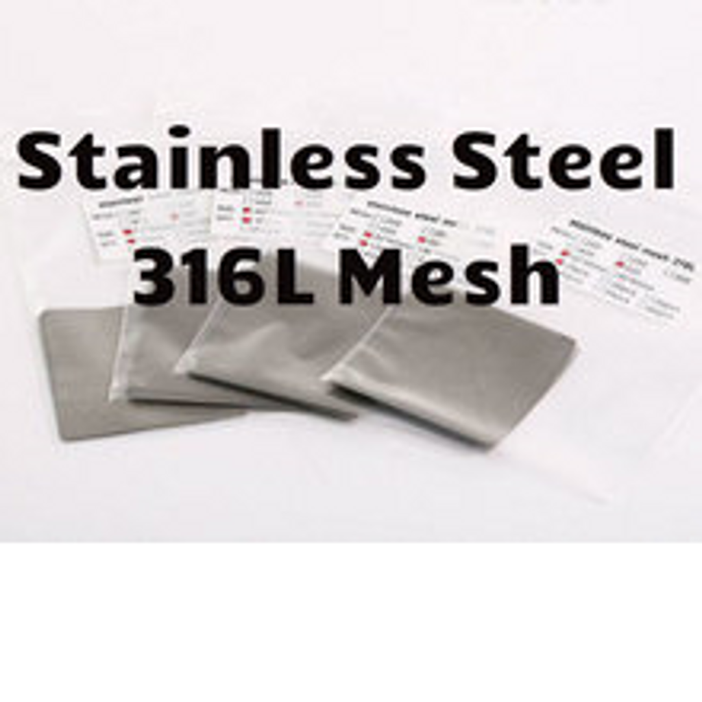 Stainless Steel 316L Mesh  #200