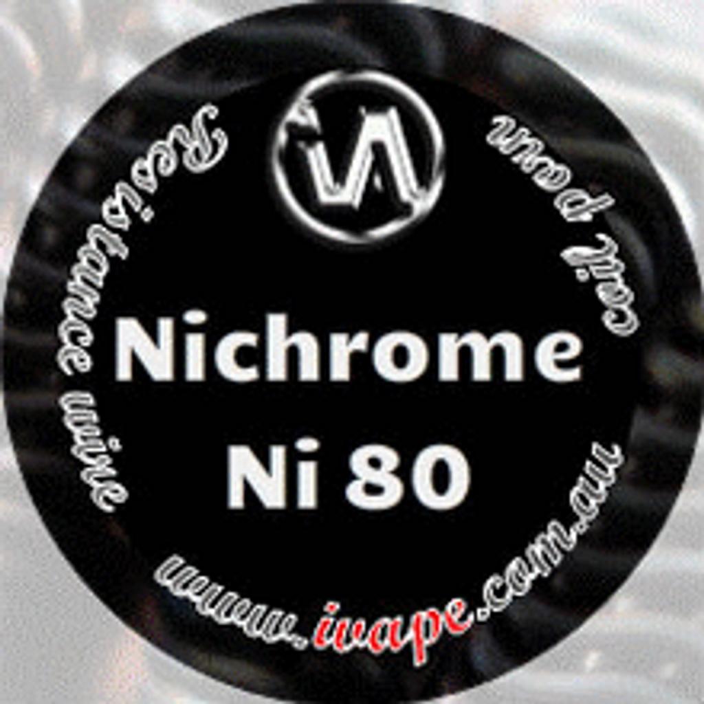 Nichrome Ni 80