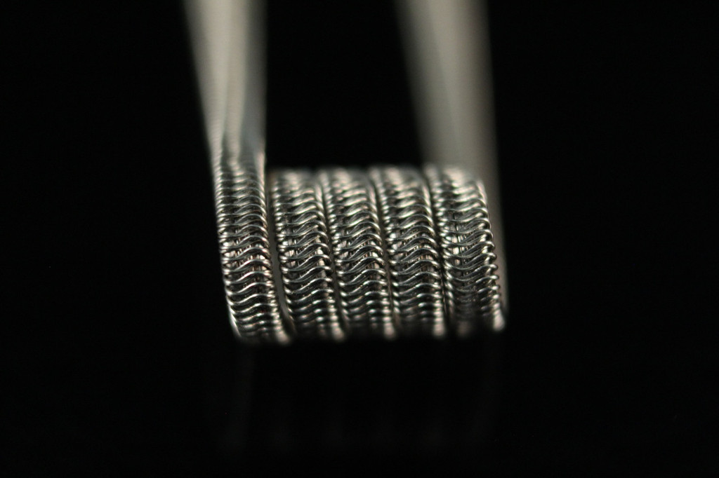 Interlocking Framed Alien coils