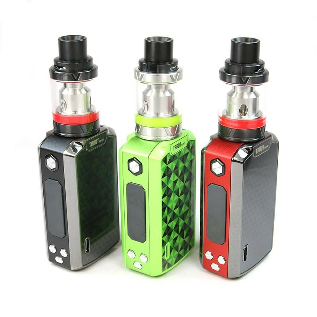 Tarot Nano Kit, Black, red, green