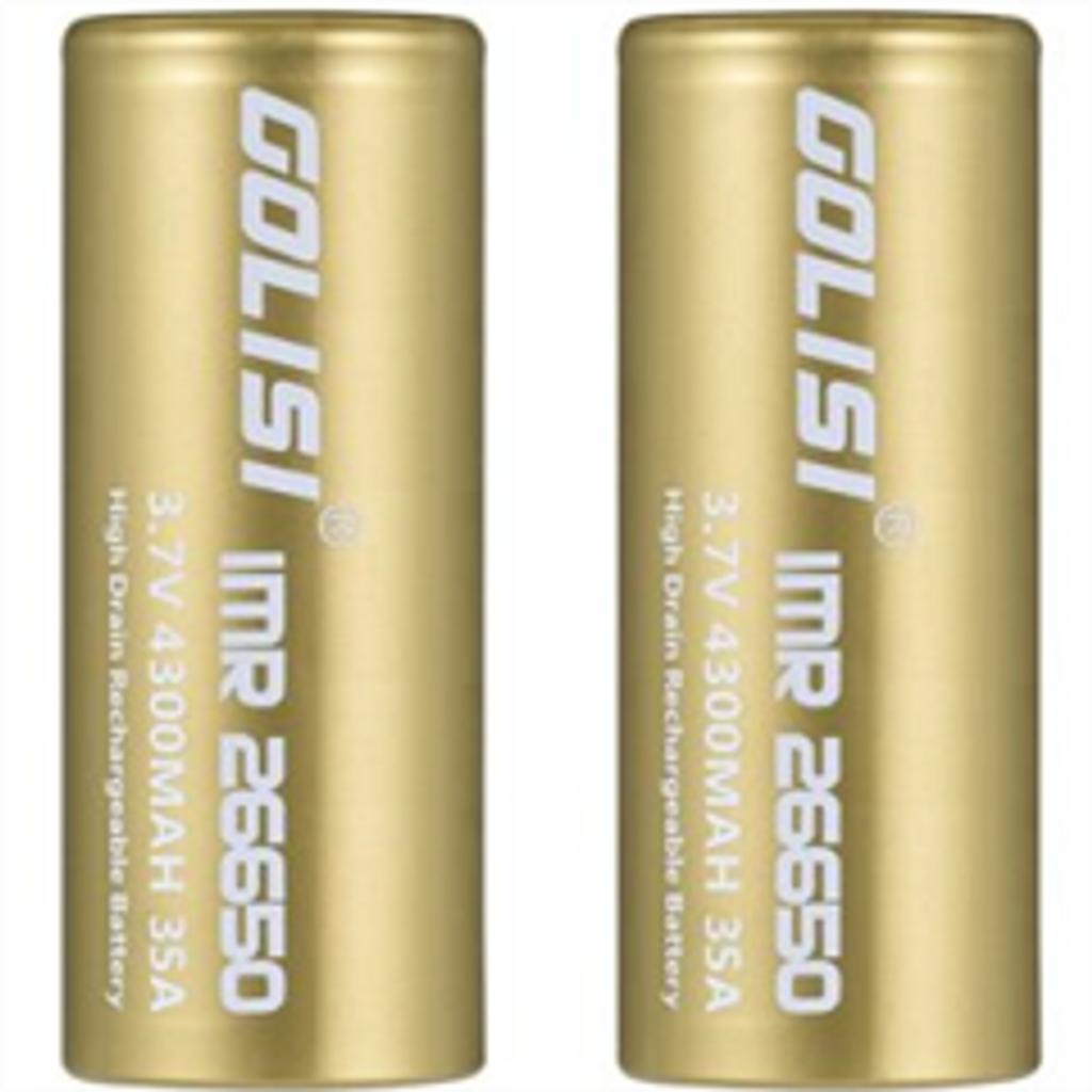 Golisi Battery 26650