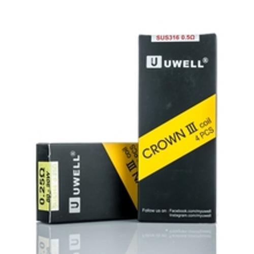 Crown 3 coils