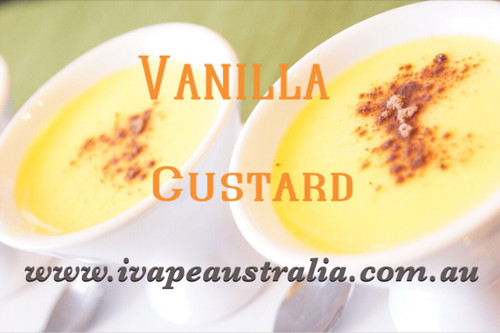 10ml Vanilla custard concentrate