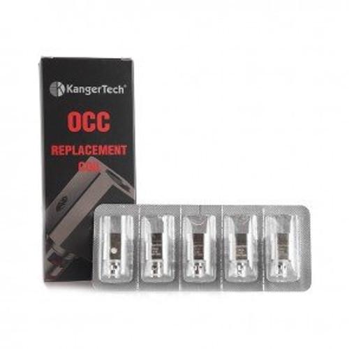 5pk  Kanger Subtank  coils