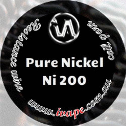 Pure Nickel Ni 200