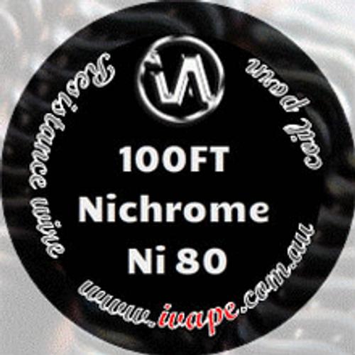 100FT Nichrome Ni 80