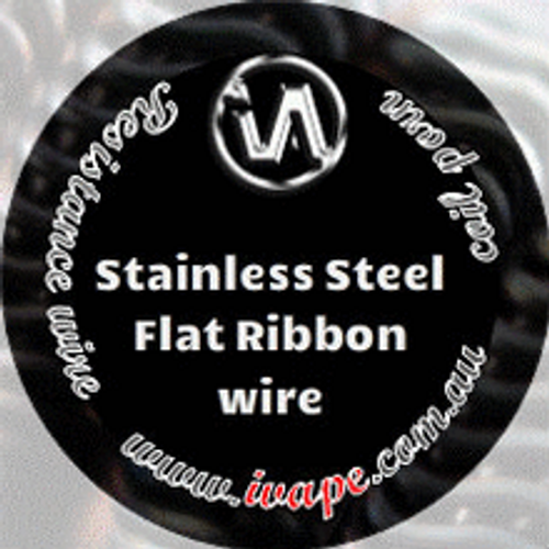 Stainless Steel Flat Ribbon wire